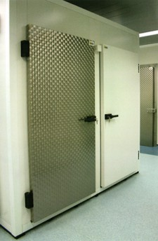 commercial cold rooms example