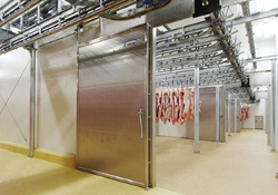 polyurethane panels for food industry