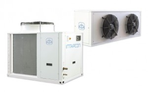 IntarPACK split refrigeration systems