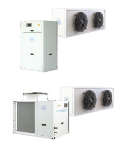 more split refrigeration units