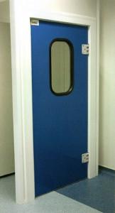 Insulated Flip Flap door