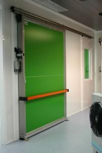 Isomatic Heavy Sliding Doors