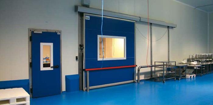 Isonomic Heavy Sliding Doors