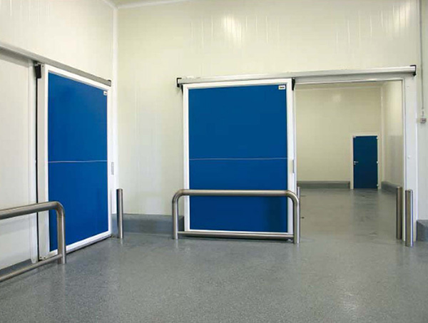 PIR fire resistant door panels