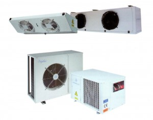 split refrigeration units - commercial